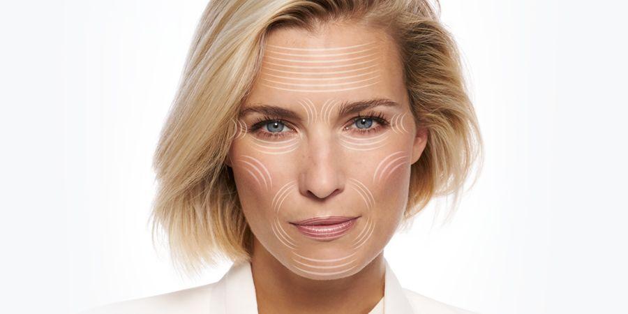 Gesichtsbehandlungen Hyaluronsaeure