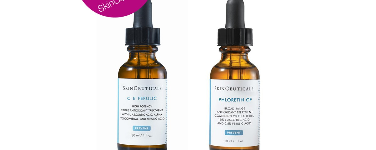 April-Special BELLARI: 10% auf antioxidative Seren von SkinCeuticals