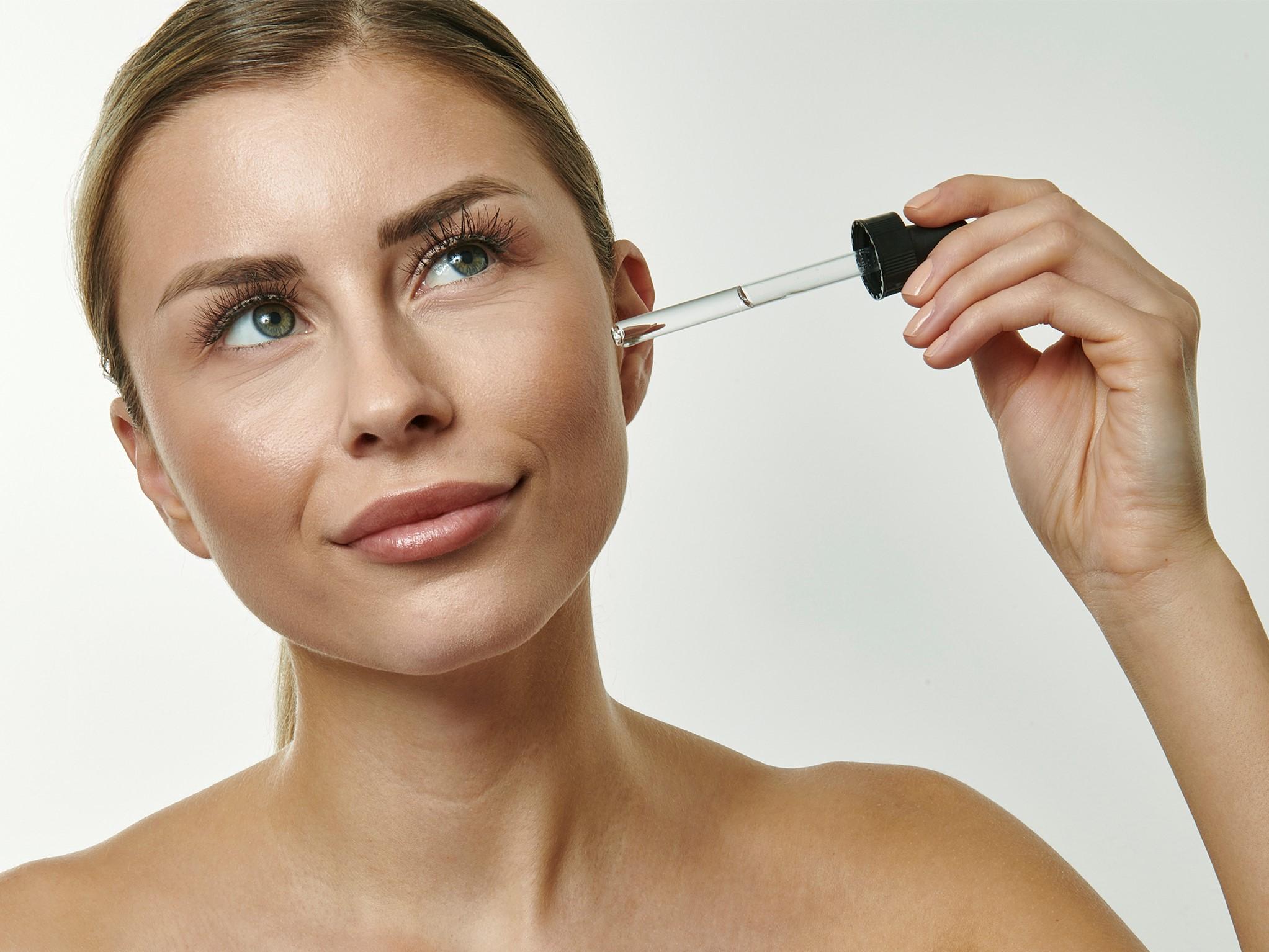 Individualpflege fürs Gesicht